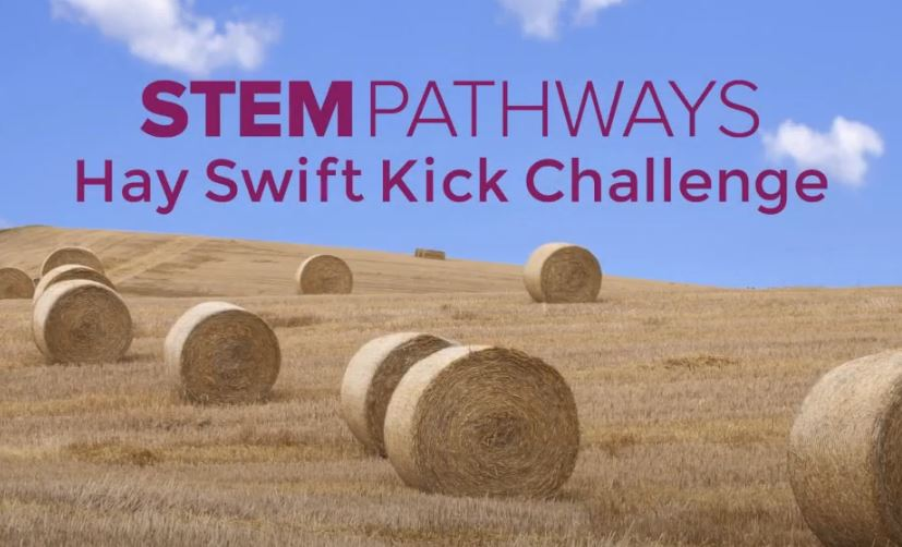 Hay Swift Kick Challenge