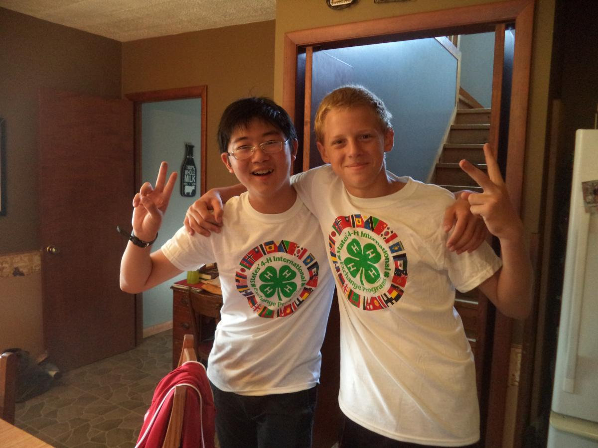 4-H International Exchange Program