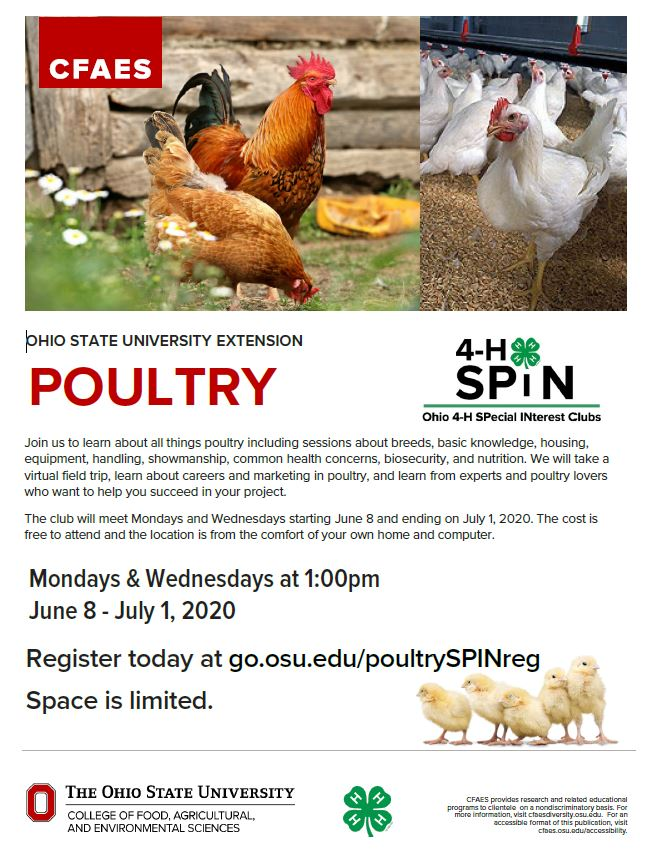 Poultry SPIN Club