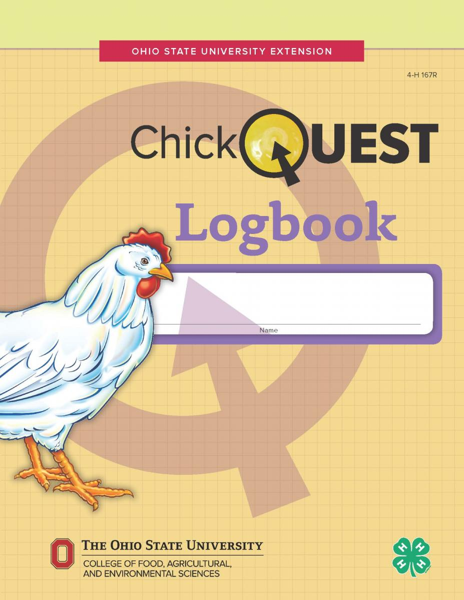 chick quest log book