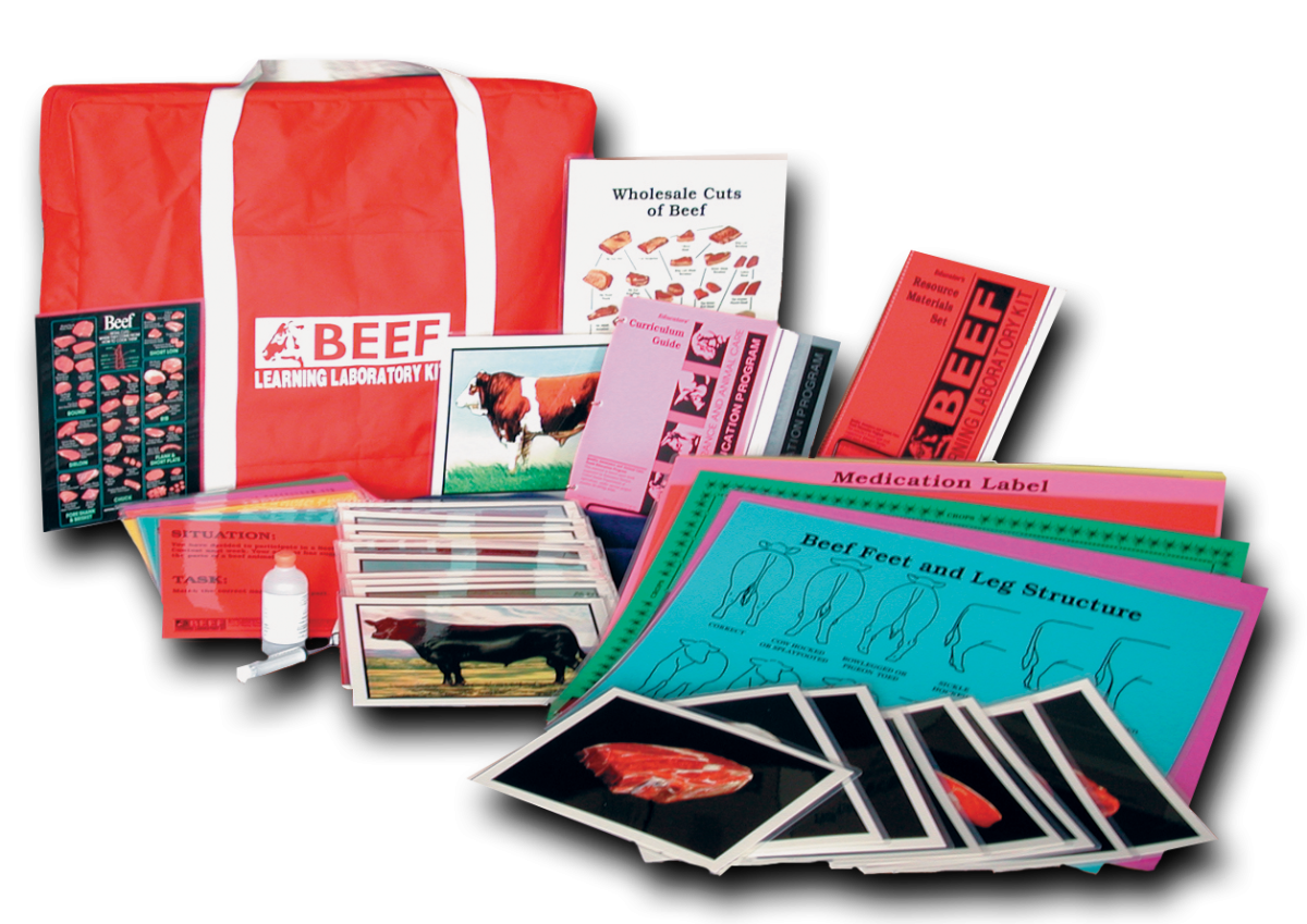Beef Learning Lab Kit image