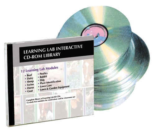 Learning Lab CD Library - LAB PACK
