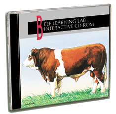 Beef Learning Lab CD - image of case