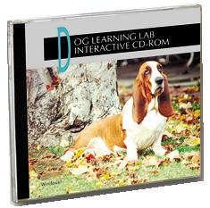 Dog Learning Lab CD - image of case