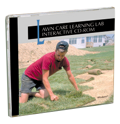 Lawn Care Learning Lab CD - image of case