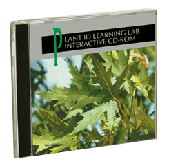 Plant ID Learning Lab CD - image of case