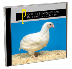 Poultry Learning Lab CD - image of case