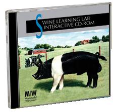Swine Learning Lab CD - image of case