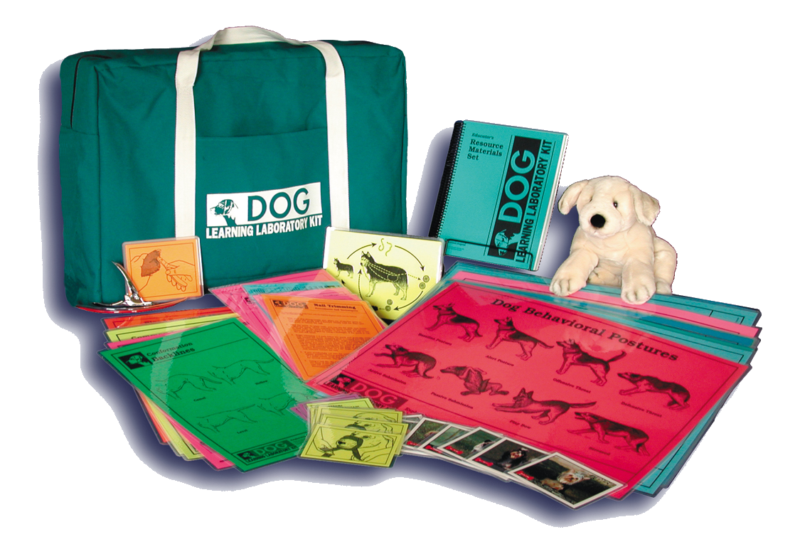 image of Dog Learning Lab Kit