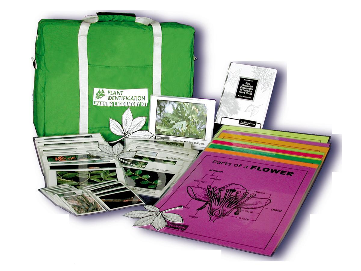 Plant ID Learning Lab Kit image