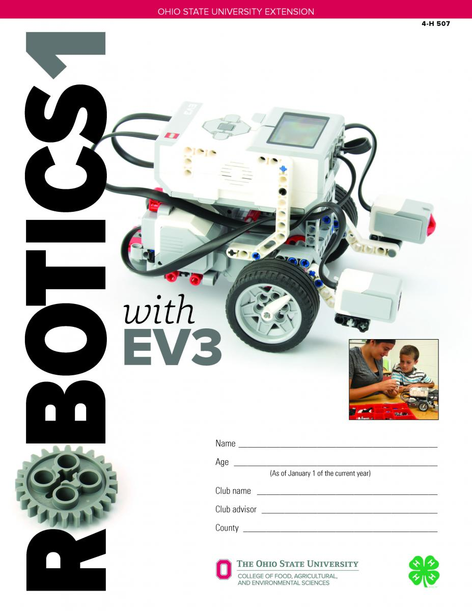 Robotics Ohio 4 H Youth Development
