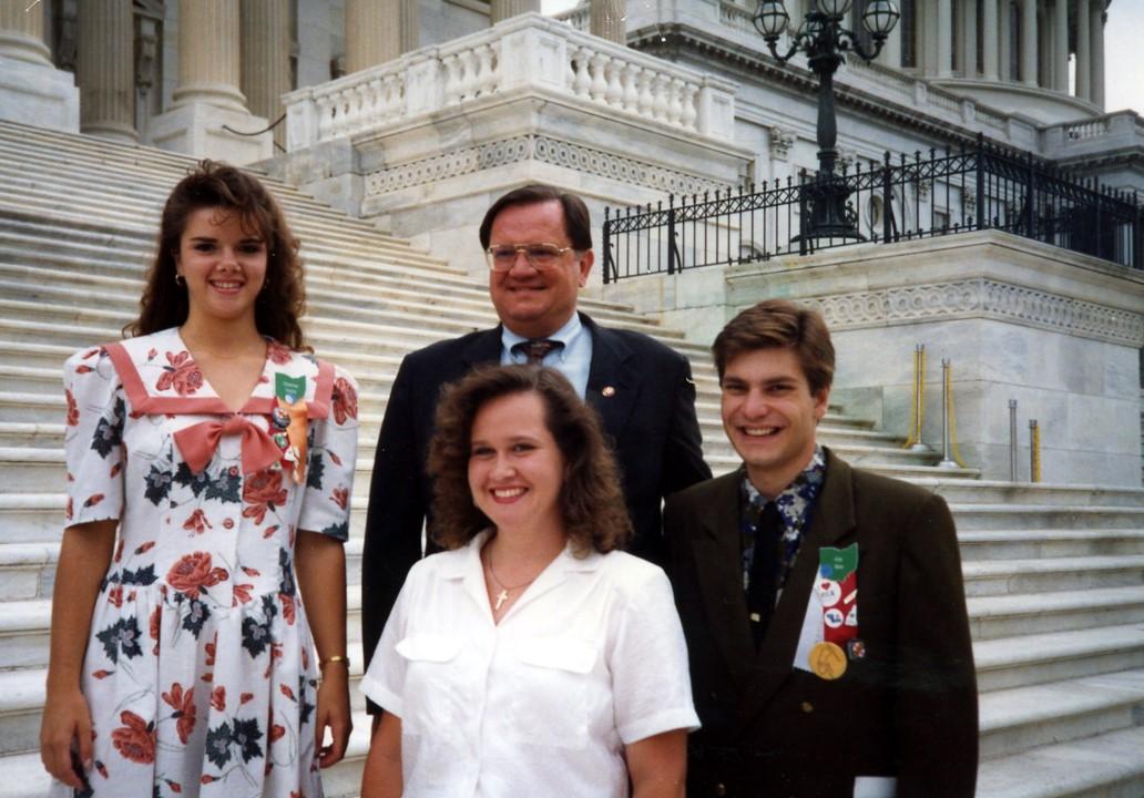 Kirk at Citizenship Washington Focus.