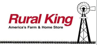 Rural King, America's Farm and Home Store with windmill