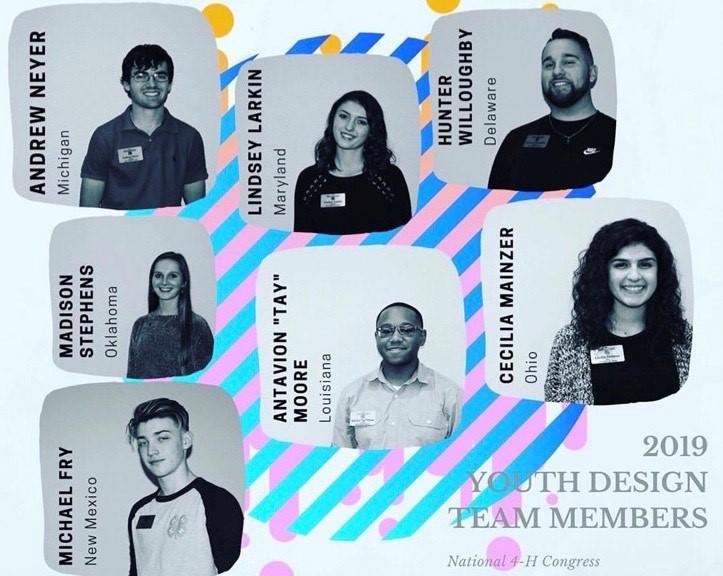 Members of the Design Team.