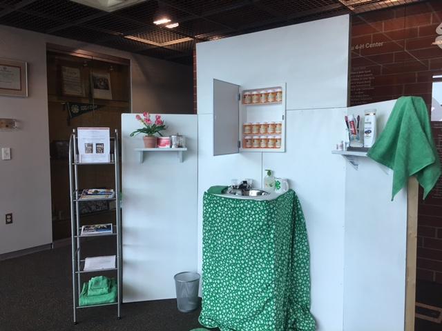 4-H Medicine Cabinet Display