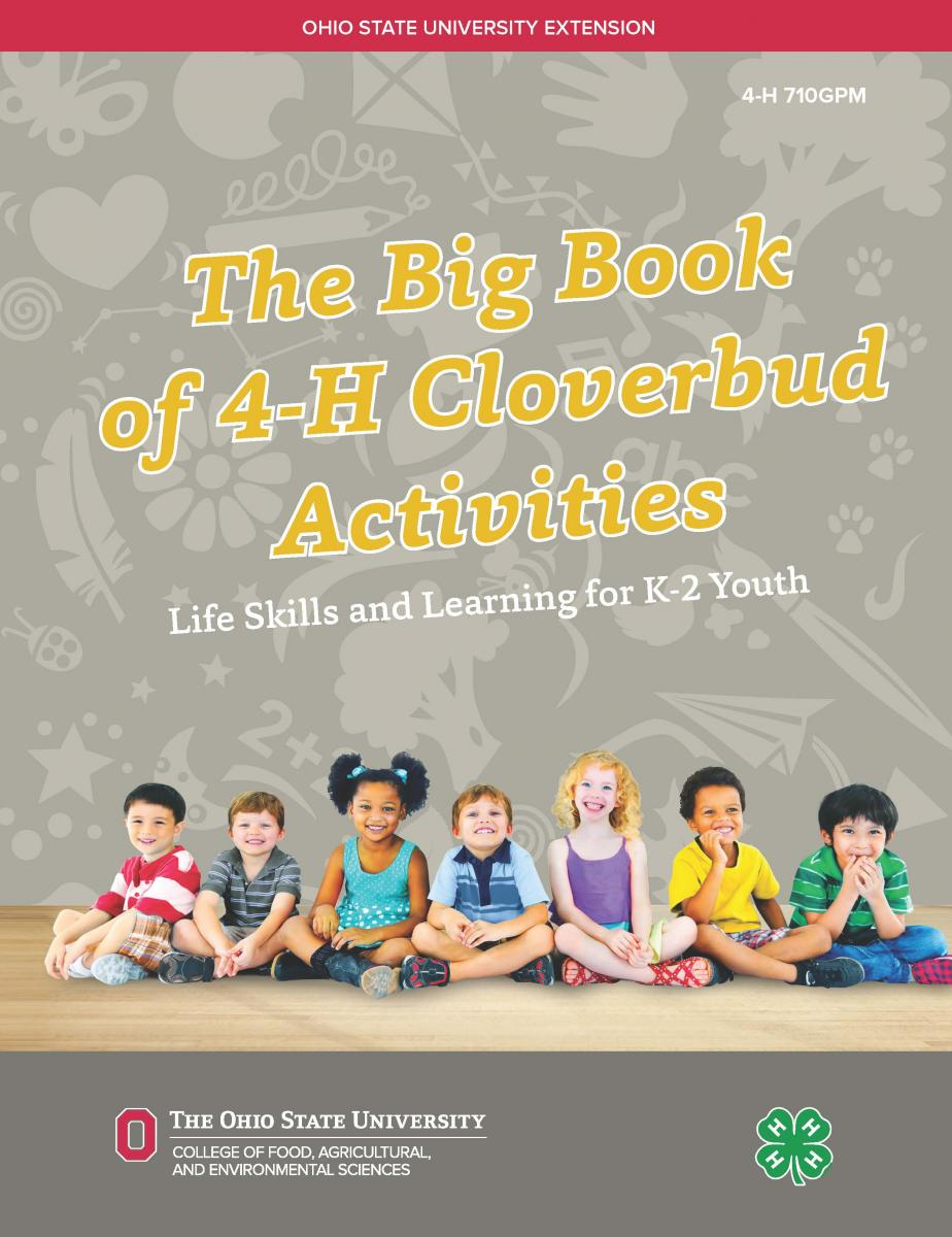 The Big Book of Cloverbud Activities