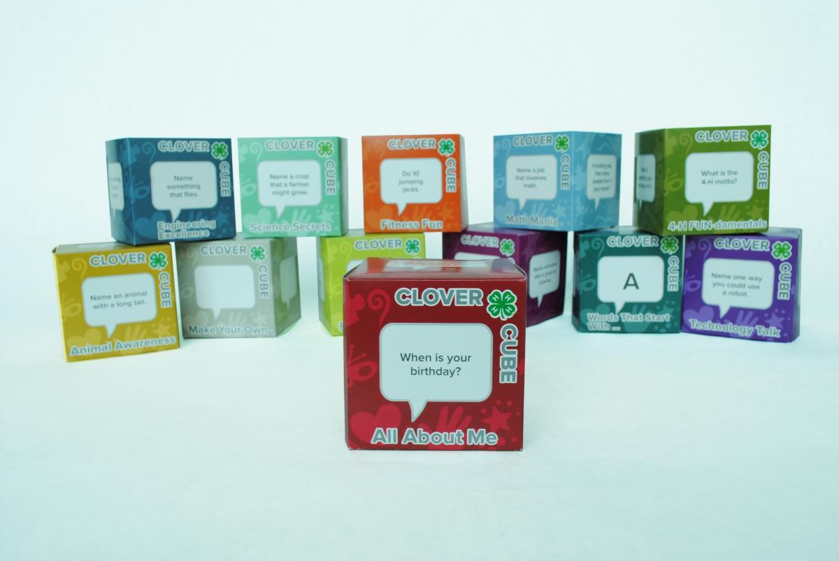 Clover Cubes