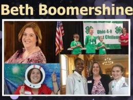 Photos of Beth Boomershine