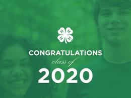 Congratulations, Class of 2020