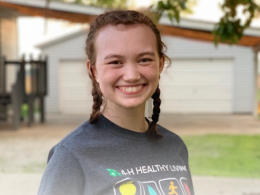 Madelyn Smith, 4-H Youth in Action finalist