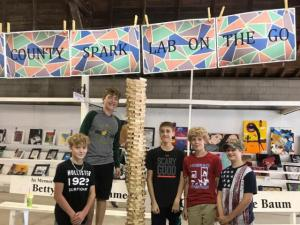 Hardin County's Spark Lab on the Go