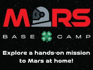 Mars Base Camp - Explore a hands-on mission to Mars at home!