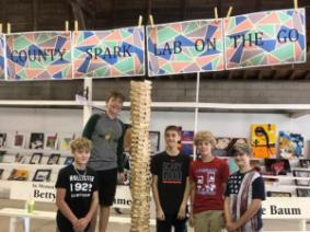 Hardin County's Spark Lab on the Go